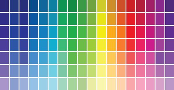 Como combinar diferentes cores em um único ambiente